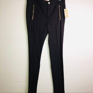 MICHAEL KORS Brown skinny leg pants SIZE 10 NWT